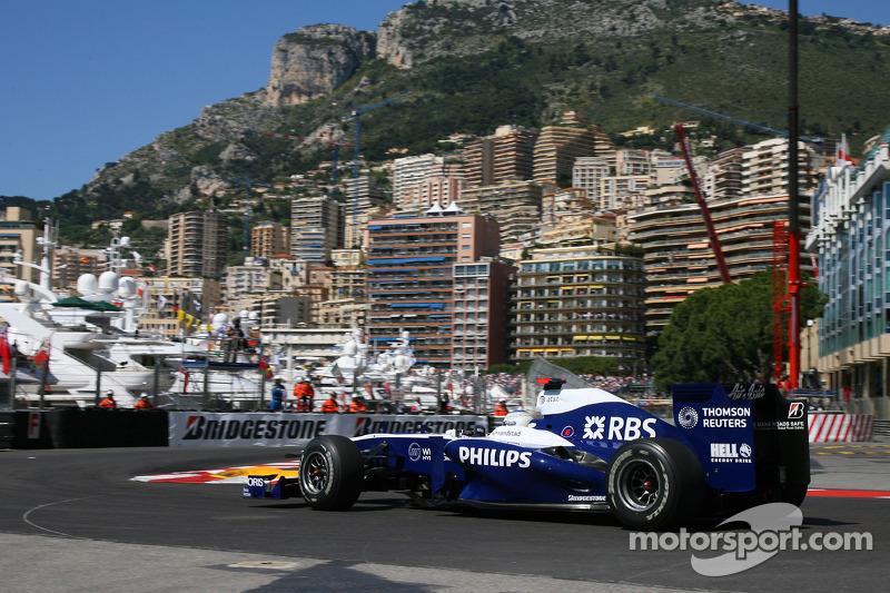 No DRS ban for Monaco 'wrong' - Barrichello