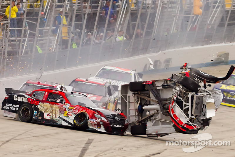 Toyota teams Dover race notes, quotes