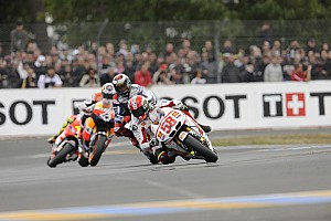 Gresini Racing French GP Race Report