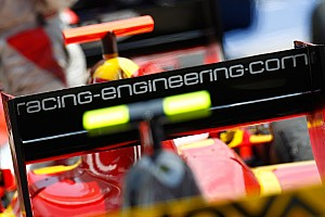 Racing Engineering Heads To Barcelona Spain