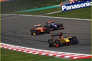 GP2 GP2 Series Barcelona Practice Report