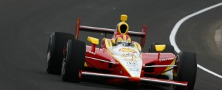 IndyCar Castroneves Paced Indy 500's Fast Friday