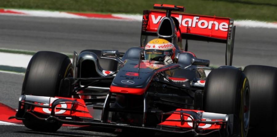 McLaren Spanish GP Qualifying Report