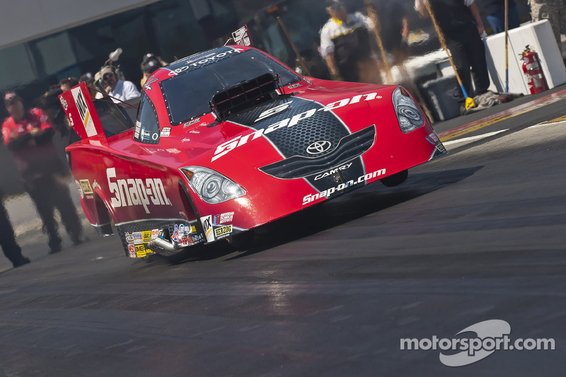 Toyota Motorsports Topeka Final Eliminations Report