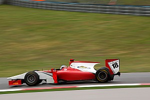 Scuderia Coloni Barcelona Race 2 Report