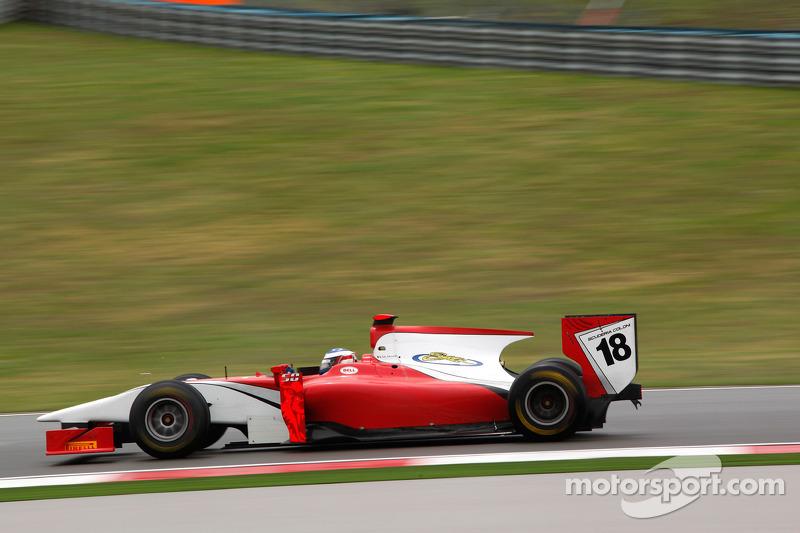 Scuderia Coloni Barcelona Race 2 Report