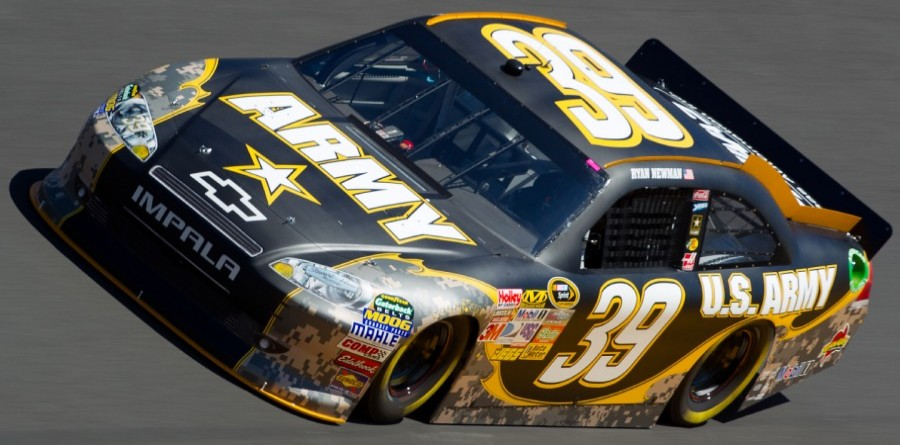 Newman Ready For Charlotte 600