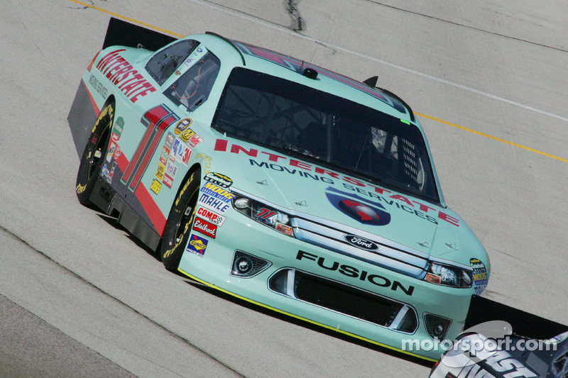 Andy Lally Ready For Charlotte 600