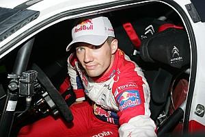 WRC Rally Argentine Shakedown Summary