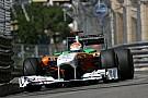 Force India Monaco GP Qualifying Report