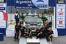 Harden Paddon Rally Argentina Event Summary