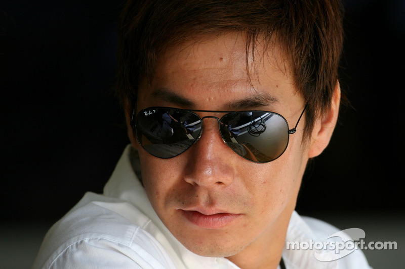 Homeless Kobayashi pledges loyalty to Sauber