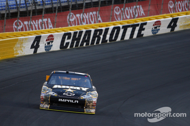 Ryan Newman Charlotte Race Report