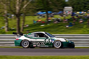 Magnus Racing Lime Rock Race Report