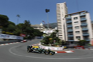 GP2 Lotus ART Monaco Event Summary