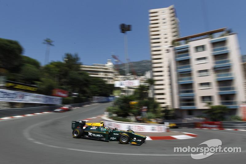 Lotus ART Monaco Event Summary