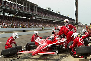 Chip Ganassi Racing Indy 500 Race Report