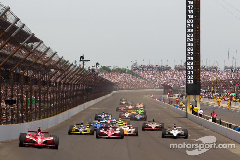 Chip Ganassi Racing Indy 500 Race Report