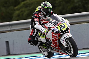 LCR Honda Catalunya GP Friday Report