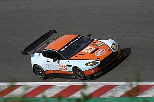 Gulf AMR Middle East Ready For 24 Hours Of Le Mans