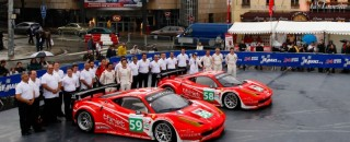 Le Mans Le Mans Blog: Examining The New GT Cars