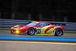Le Mans Michael Waltrip Racing Le Mans Final Qualifying Report