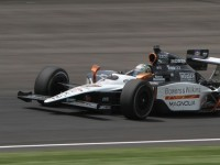 Tagliani Wrangles Texas IndyCar Pole