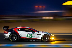 Jota Sport Le Mans Final Qualifying Report