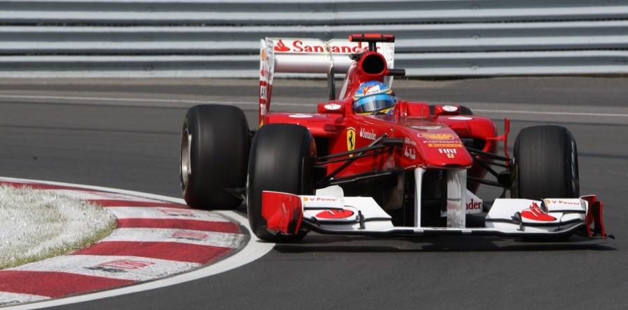Ferrari Canadian GP Qualifying Report