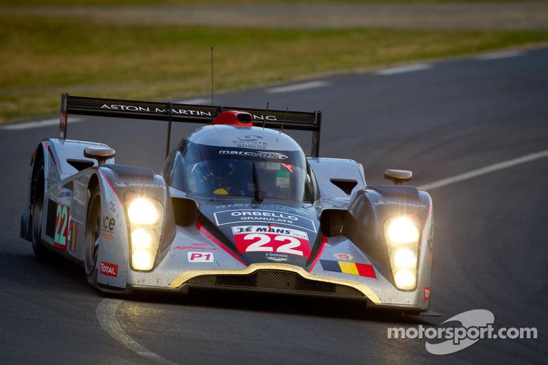 Kronos Racing/MarcVDS Le Mans 24H Race Report