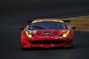 Le Mans Michael Waltrip Racing Le Mans 24H Race Report