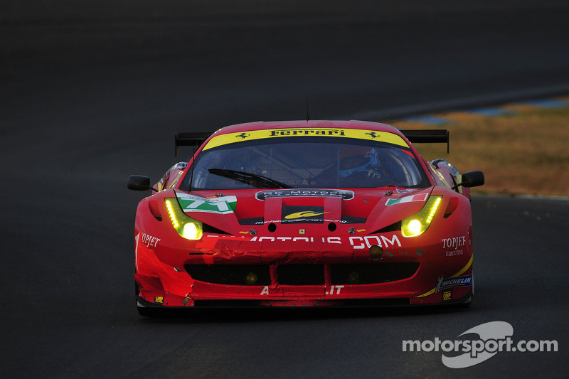 Michael Waltrip Racing Le Mans 24H Race Report