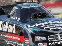 Matt Hagan Looks For Home Advantage At Bristol Dragway