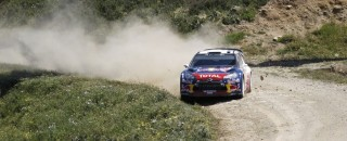 Citroen On Top Form For Acropolis Rally