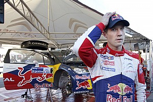 WRC Acropolis Rally Leg 2 Midday Report