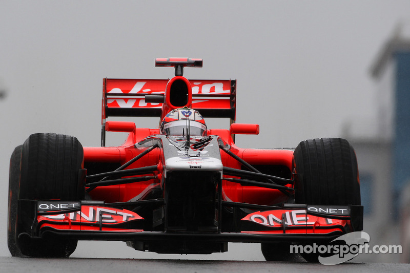 Marussia Virgin Focus On Performance For European GP At Valencia