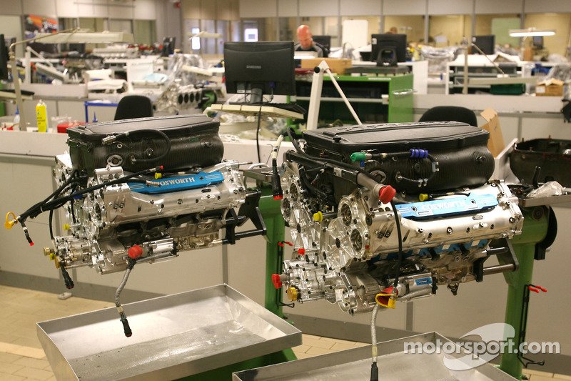 F1 Commission Agrees V6 Engine Rules For 2014