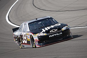 Ryan Newman Has Right Stuff For Infineon Race