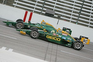 IndyCar KV Racing Set For Stong Run At Iowa Speedway