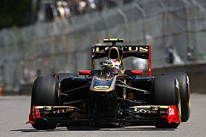 Lotus Renault European GP - Valencia Friday Practice Report