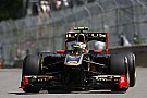 Lotus Renault European GP - Valencia Friday Practice Report