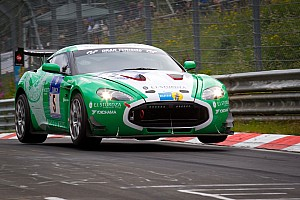 Aston Martin Racing  Nürburgring 24H Race Report