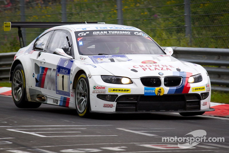 BMW Nurburgring 24H Qualifying Report
