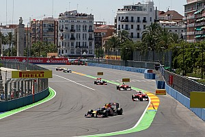 Valencia Wants Earlier F1 Calendar Slot
