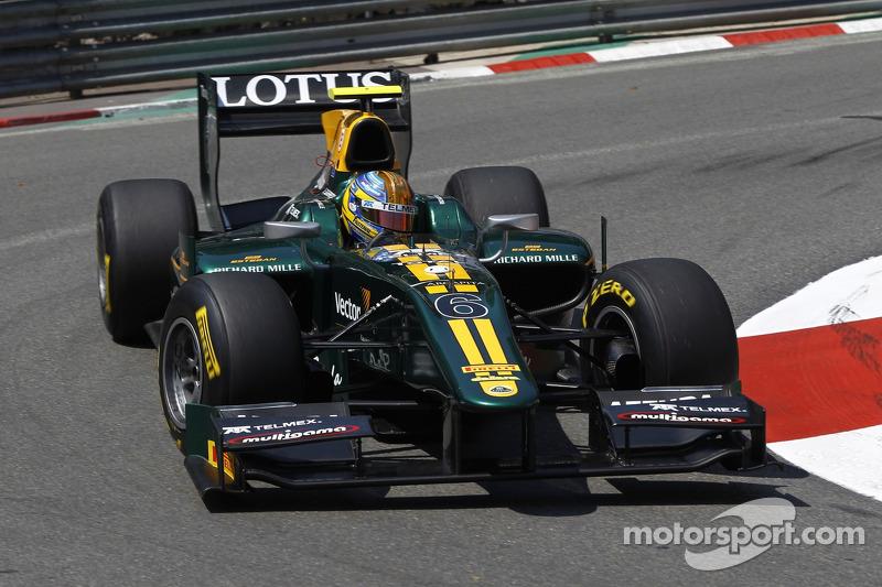 GP2 Series Valencia Race 2 Press Conference