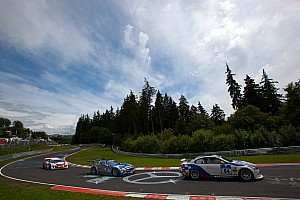 Adam Christodoulou Nurburgring 24H Race Report