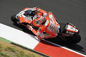 MotoGP Ducati Italian GP Friday Practice Report