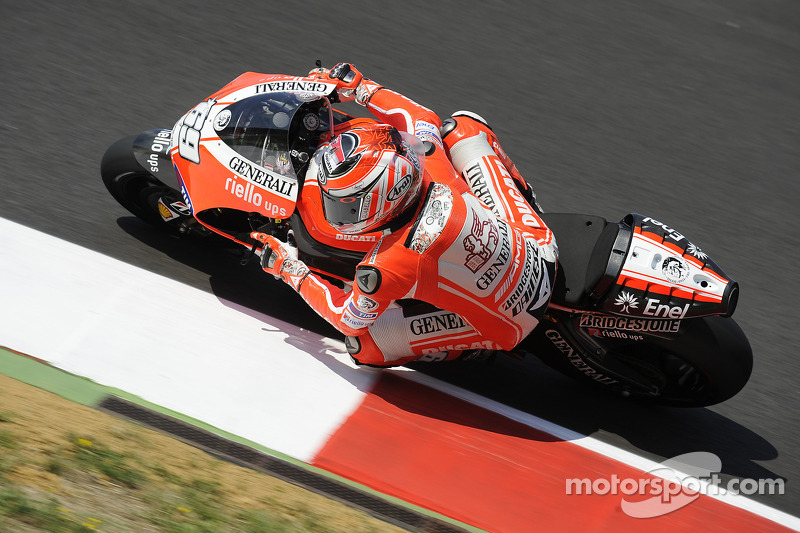 Ducati Italian GP Friday Practice Report