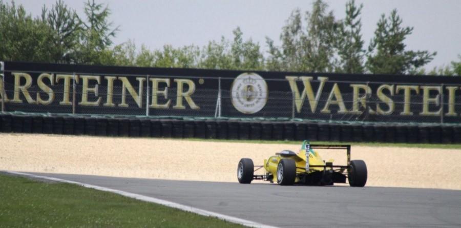 Nasr Surprise Winner Of BF3's Final Nurburgring Race