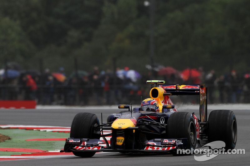 Red Bull British GP - Silverstone Friday Practice Report